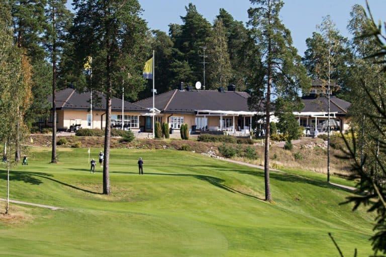 Kaikki mukaan pelaamaan Sylvan hyväksi golfia!